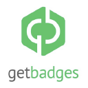 Get Badges logo icon