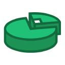Ballpark logo icon