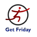 Get Friday logo icon
