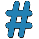 gethashtags.com logo icon