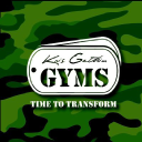 Gethin Gyms logo icon