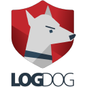 Log Dog logo icon