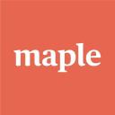 Maple logo icon