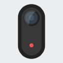 Mevo Camera logo icon