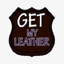 Getmyleather logo icon