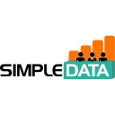Simple Data logo icon