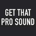 Get That Pro Sound logo icon