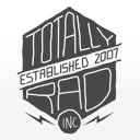 Totally Rad! logo icon
