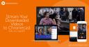 Videostream For Chromecast logo icon