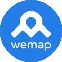 Wemap logo icon