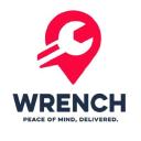 Wrench logo icon