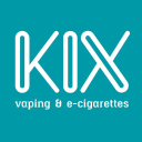 Kix Vaping logo icon