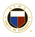 Gfwc logo icon