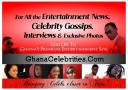 Ghana Celebrities logo icon