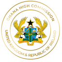 Ghana High Commission logo icon