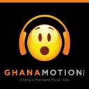 Ghanamotion logo icon