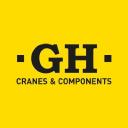 Gh Cranes logo icon