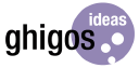 ghigos ideas logo