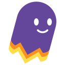 Ghost Browser logo icon