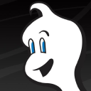 Ghost Stop logo icon