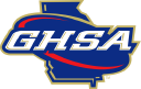 Georgia High School Association logo icon