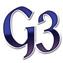 Gibberlings Three Sur logo icon