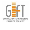 Gujarat International Finance Tec logo icon