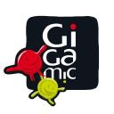 Gigamic logo icon