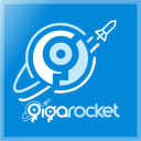 Giga Rocket logo icon