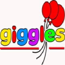 giggles party store logo