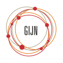 Global Investigative Journalism Network logo icon
