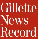 Gillettenewsrecord logo icon