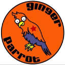 Ginger Parrot logo icon