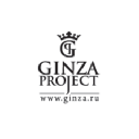 Ginza Project logo icon