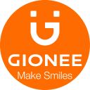 Gionee logo icon