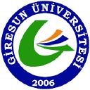 GİRESUN ÜNİVERSİTESİ | Logo