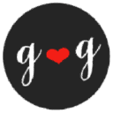 Girl Loves Glam logo icon
