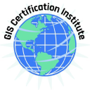 Gis Certification Institute logo icon