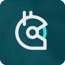 Gitcoin (Git) logo icon