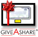 Give Ashare logo icon