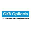 Gkb Opticals logo icon