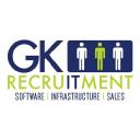 Gk Recruitment logo icon