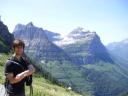 Glacier National Park Travel Guide logo icon