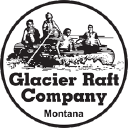 Glacier Raft Company logo icon
