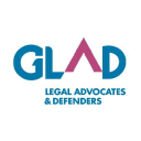 Glad logo icon