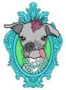 Glamour Mutt logo icon