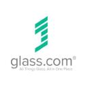 Glass logo icon