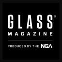 Glass Magazine logo icon
