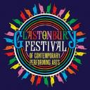 Glastonbury Festival logo icon