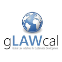 gLAWcal - Global Law Initiatives for Sustainable Development logo